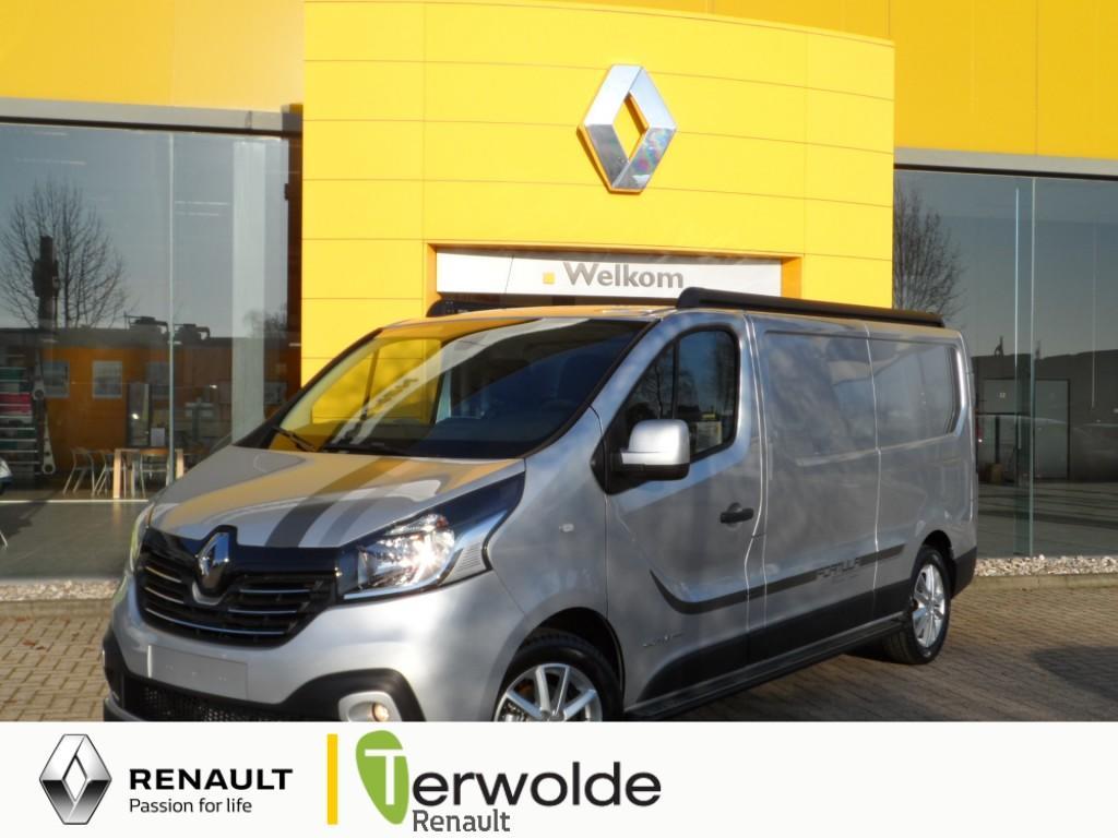 Renault Trafic 1.6 dci t29 l2h1 formula edition energy sidesteps