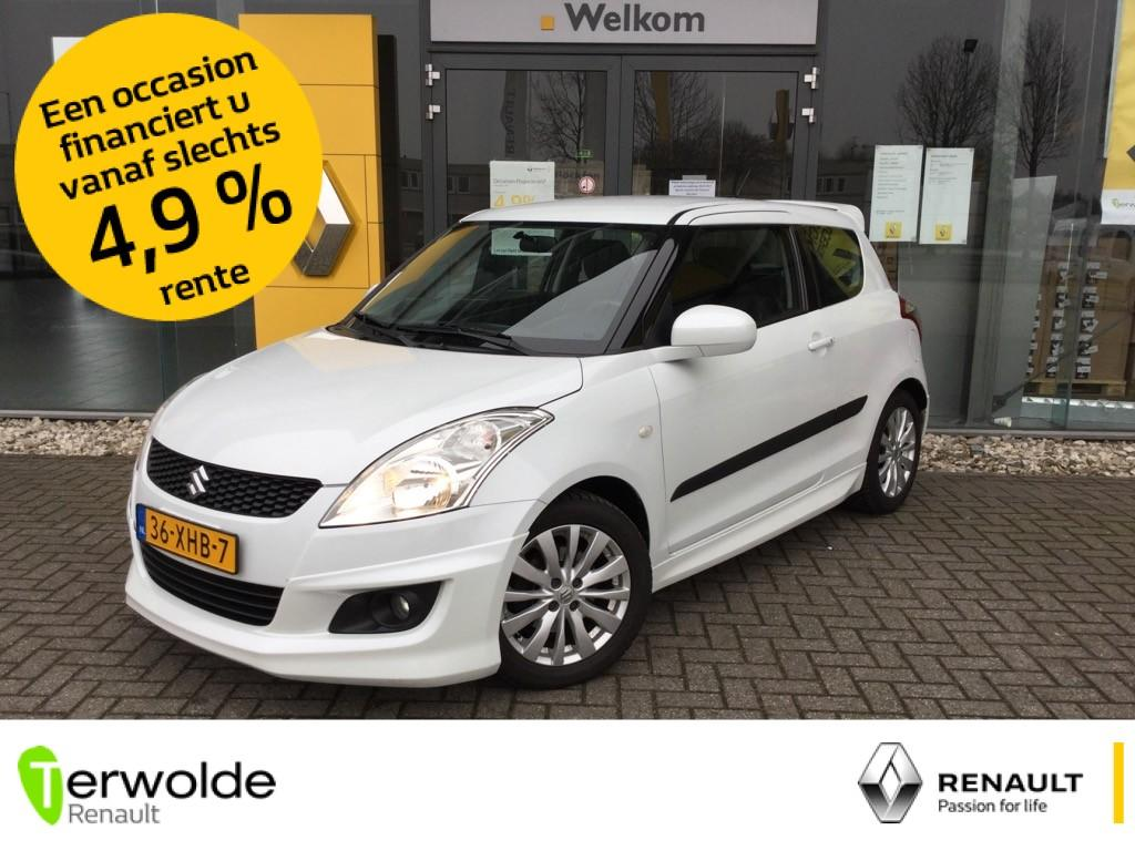 Suzuki Swift 1.2 exclusive