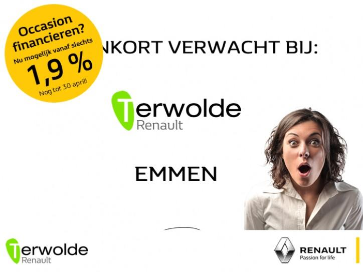 Renault Twingo 1.2 emotion verbouwingsopruiming