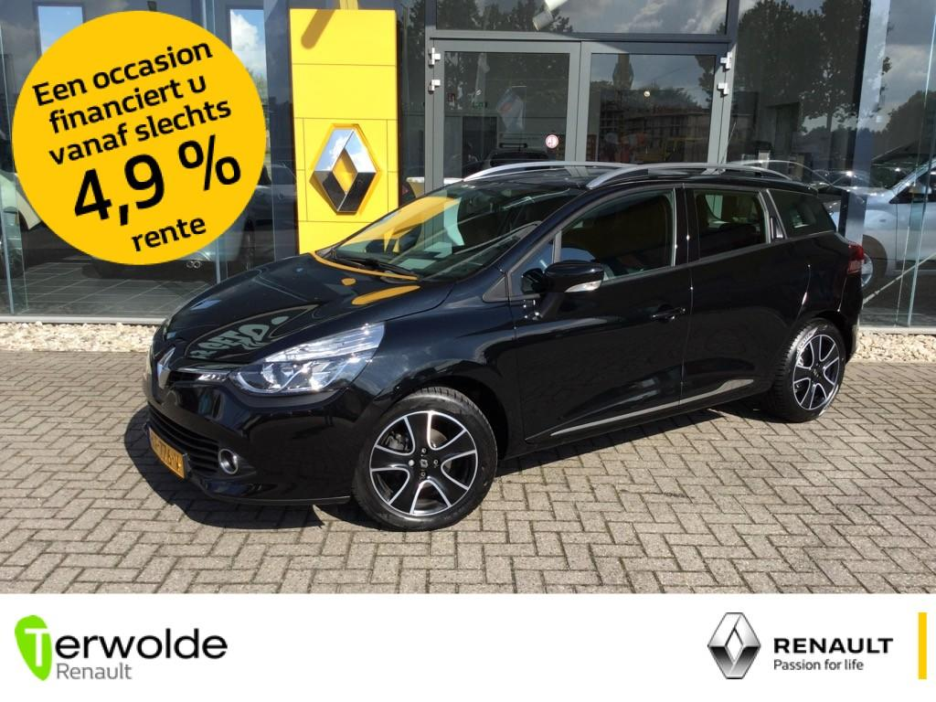 Renault Clio Estate 90pk tce expression