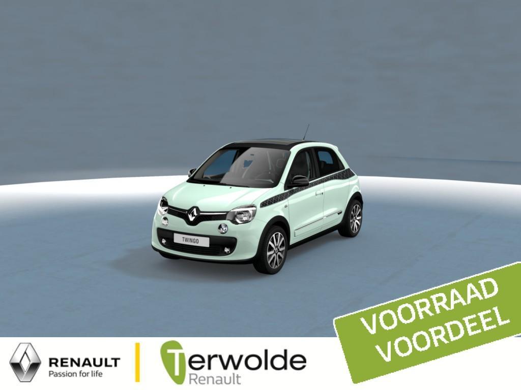 Renault Twingo 1.0 sce serie signature la parisienne