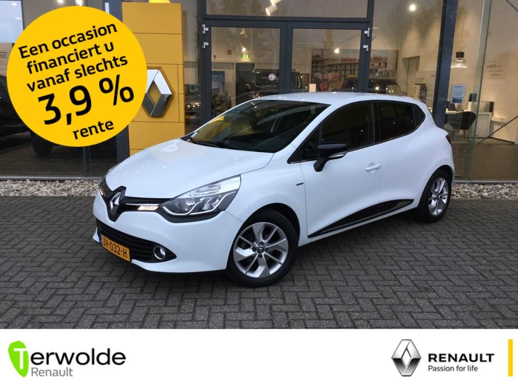 Renault Clio 1.5 dci 90pk ecoleader limited