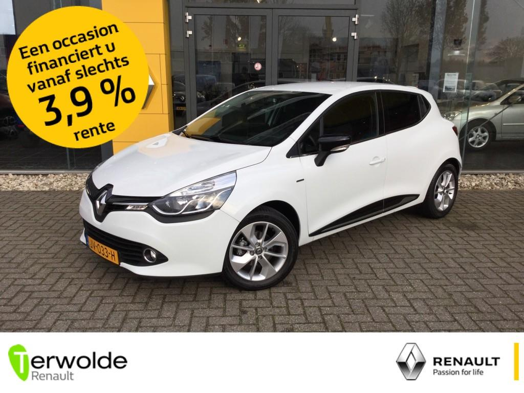 Renault Clio 1.5 dci ecoleader limited