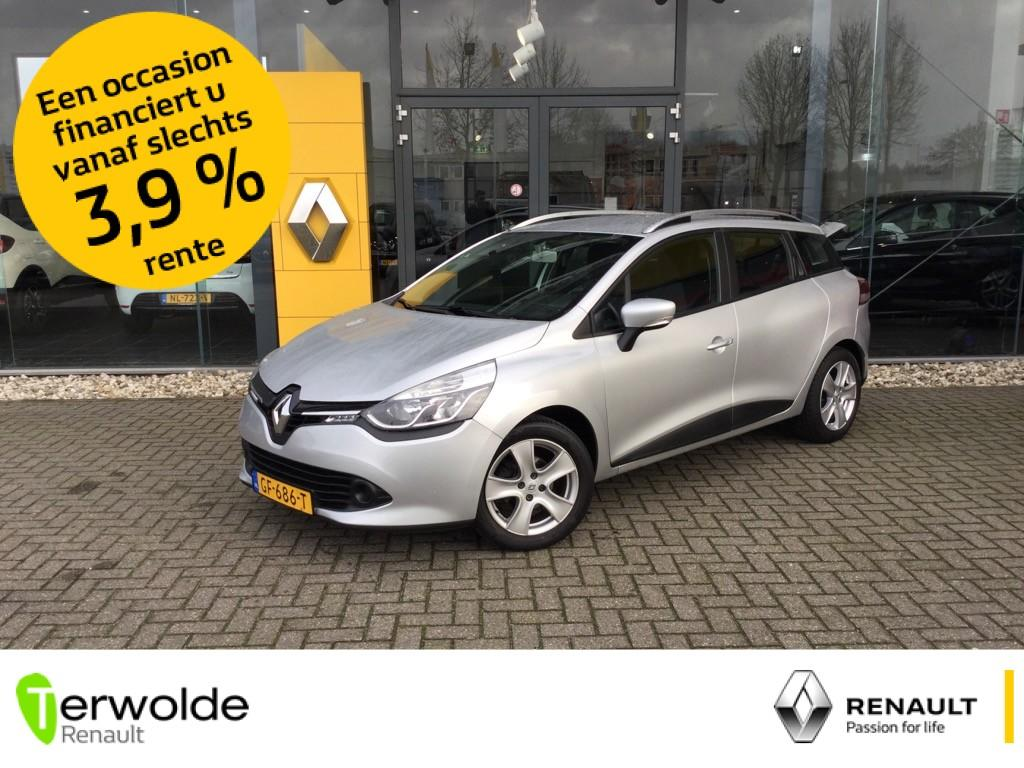 Renault Clio estate 90pk tce expession