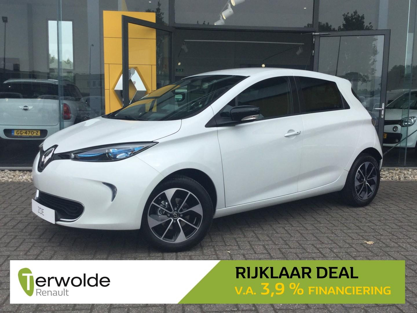 Renault Zoe R90 intens 40 cruise control