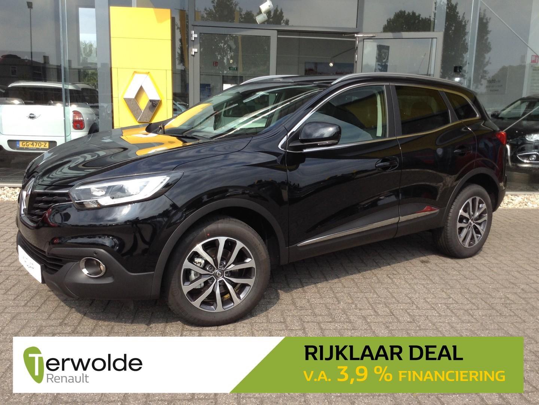 Renault Kadjar 1.5 dci 110 intens nieuw en uit voorraad leverbaar! financieren tegen 3,9% rente !  eur 3.142,- korting + eur 1.250,- extra!