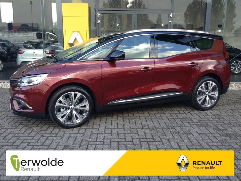 Renault Grand scénic Tce 140 intens 7 zits private lease op deze auto v.a. € 577 per maand