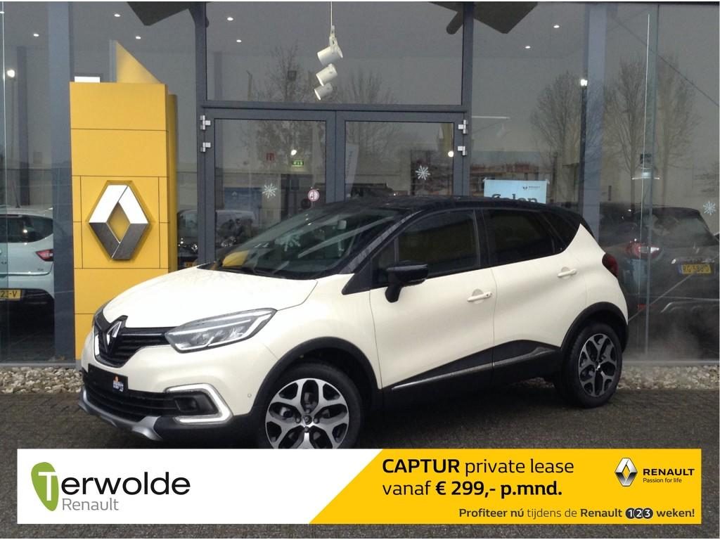 Renault Captur 0 9 Tce Intens 2 865 Korting Vanaf 299 Private
