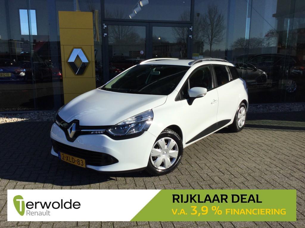 Renault Clio Estate 90pk tce expression