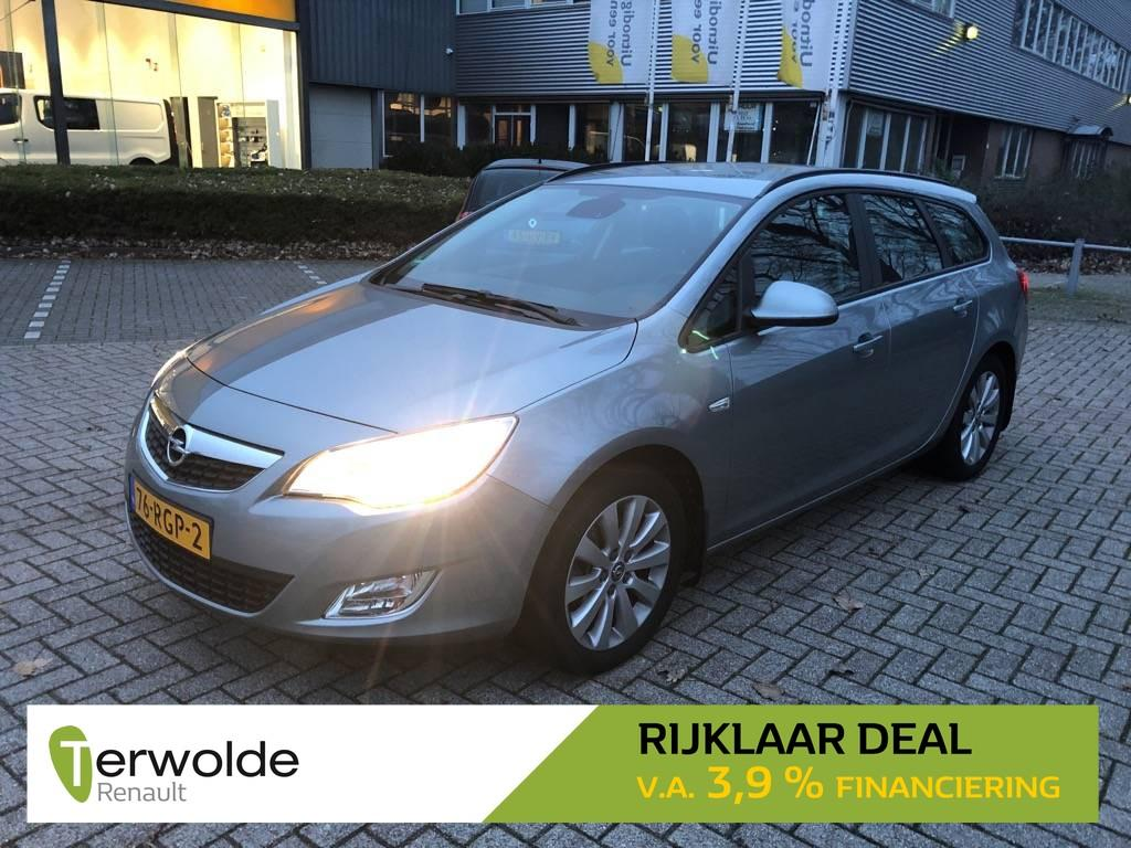Opel Astra Sports tourer 1.6 turbo cosmo 180pk