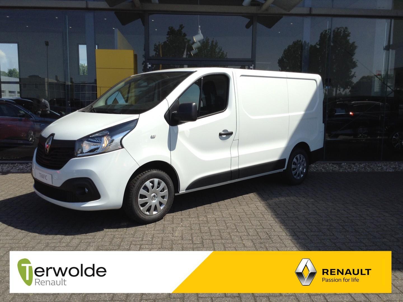 Renault Trafic 1.6 dci t27 l1h1 comfort energy uit voorraad leverbaar! financieren tegen 0% rente mogelijk!