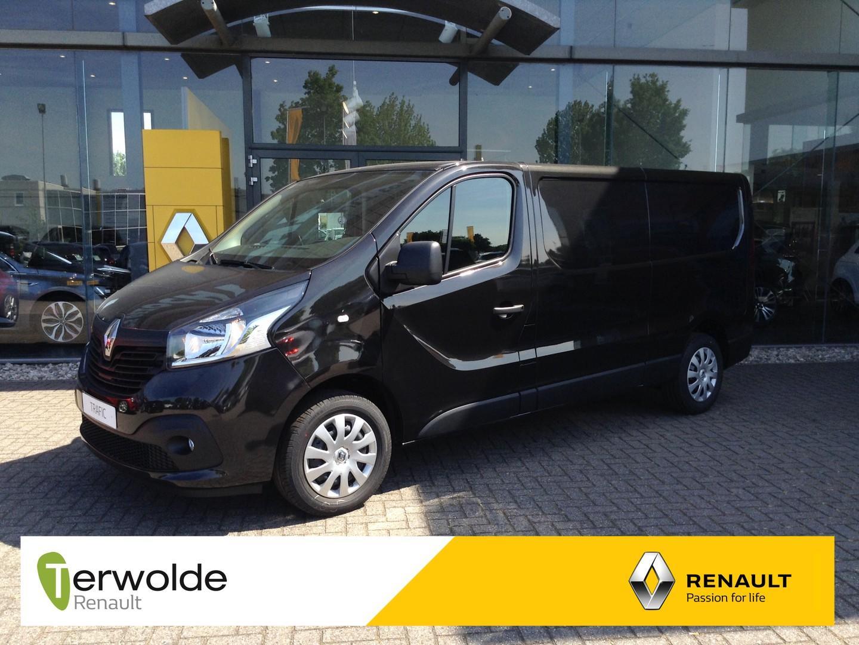 Renault Trafic 1.6 dci t29 l2h1 work edition -0% rente- financieren tegen 0% rente mogelijk! inclusief eur 8.040,- korting!