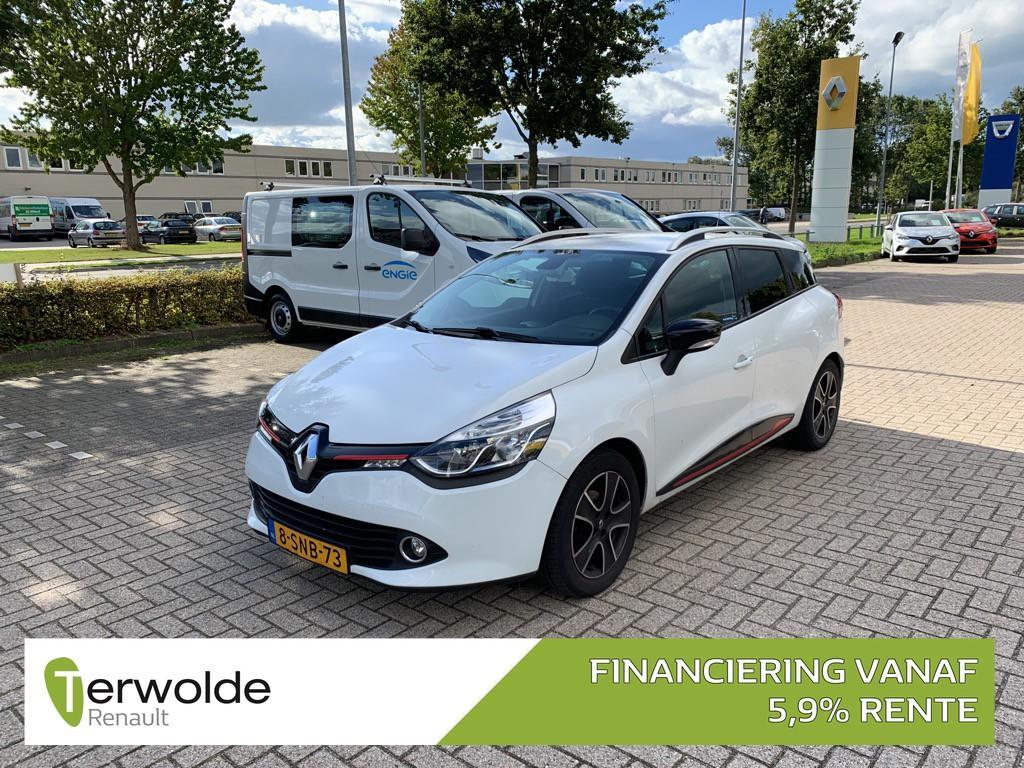 Renault Clio Estate 90pk tce dynamique
