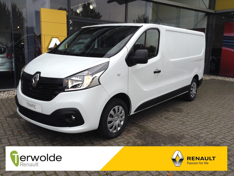 Renault Trafic 1.6 dci t29 l2h1 work edition energy uit voorraad leverbaar! financieren tegen 0% rente mogelijk! inclusief eur 7550,- korting!
