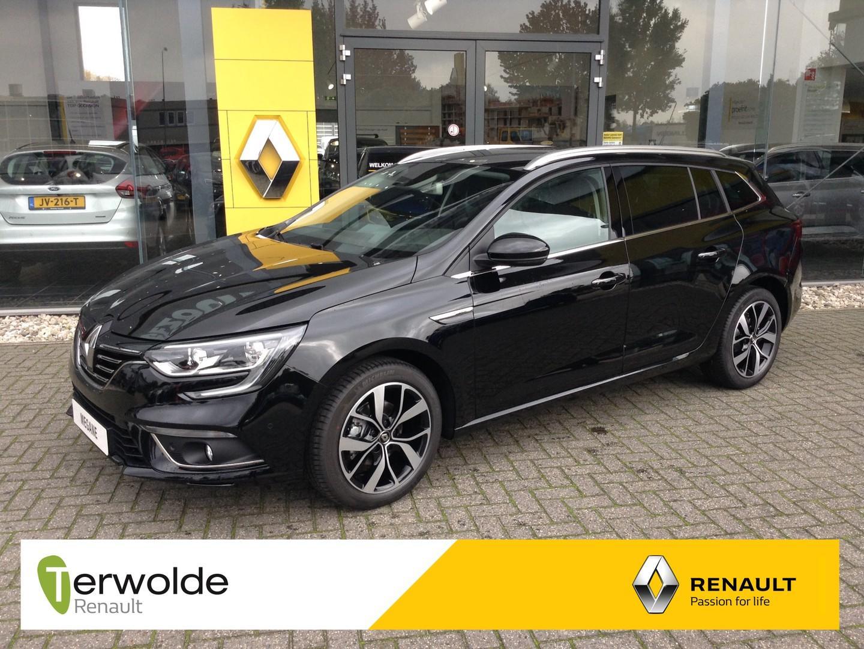 Renault Mégane Estate 1.3 tce bose nieuw en uit voorraad leverbaar! financieren tegen 3,9% rente ! inclusief korting eur 3398,-