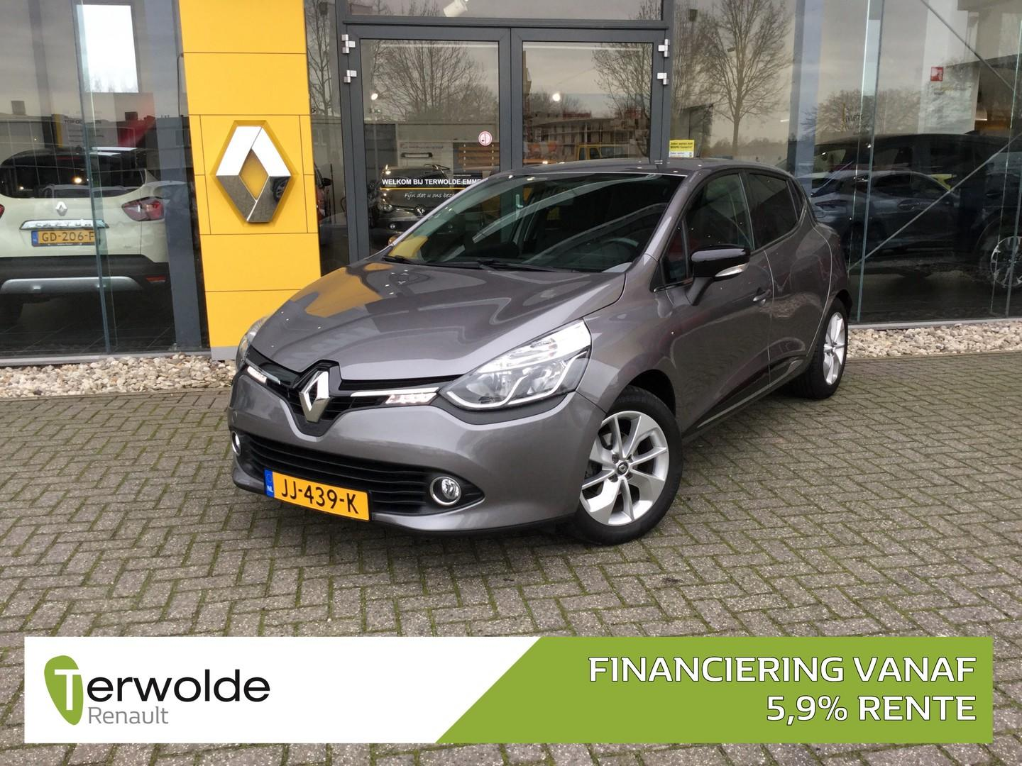 Renault Clio 90pk tce limited