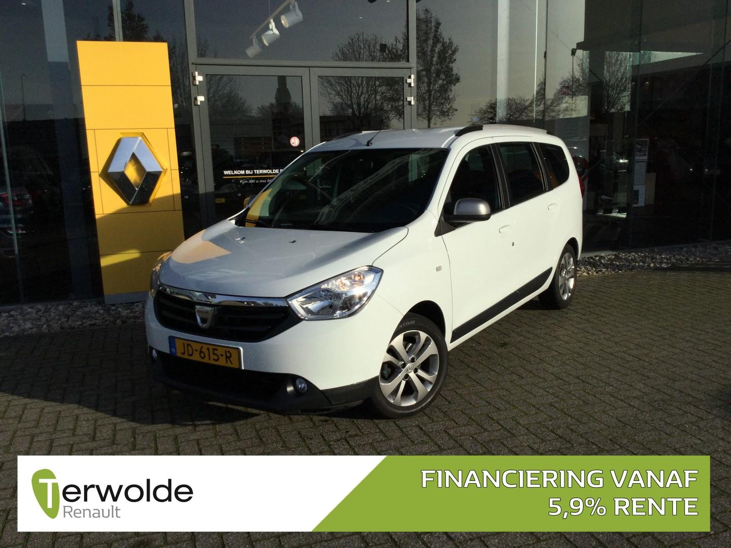 Dacia Lodgy 1.2 tce 10th anniversary 7persoons