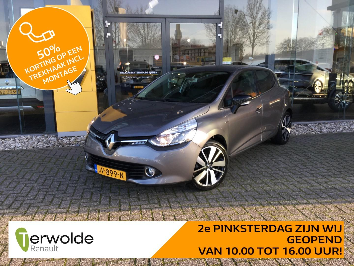 Renault Clio 90pk tce iconic