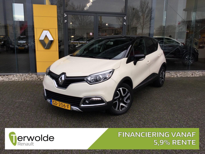 Renault Captur 90pk tce helly hansen