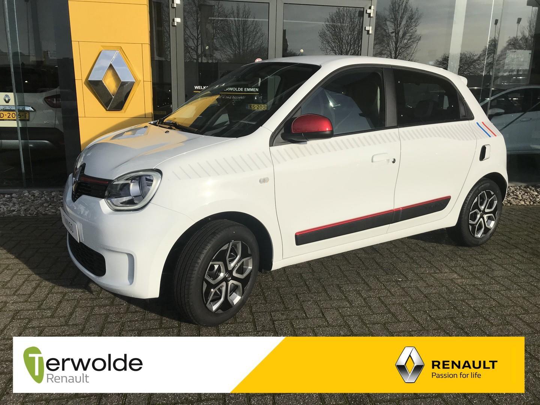 Renault Twingo 1.0 sce collection nieuw en uit voorraad leverbaar! financieren tegen 3,9% rente ! inclusief eur 1240,- korting!