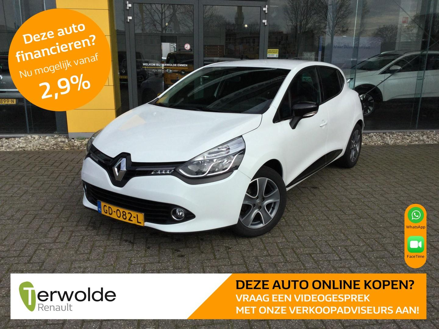 Renault Clio 90pk tce eco night&day