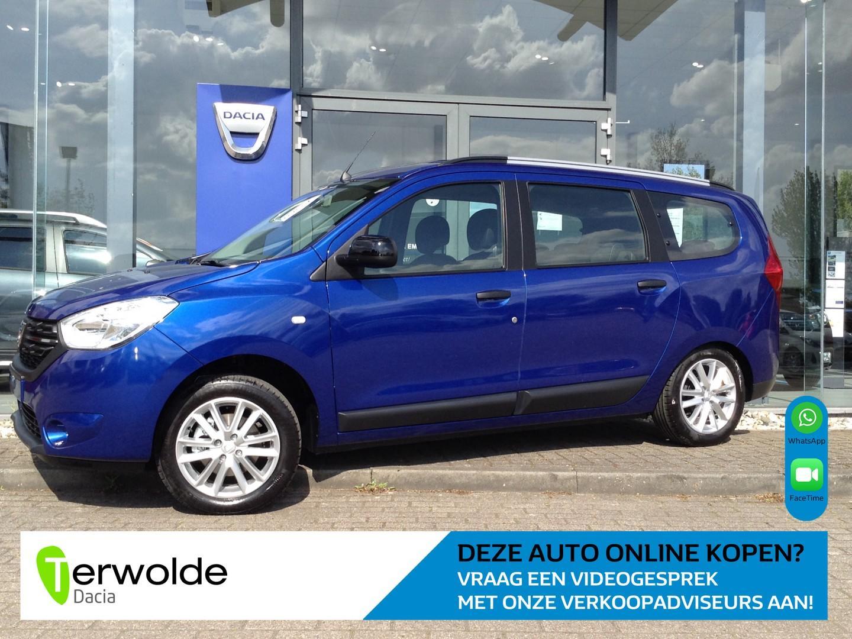 Dacia Lodgy 1.3 tce comfort 7p. private lease vanaf €421,-! financiering tegen 2,9% rente!
