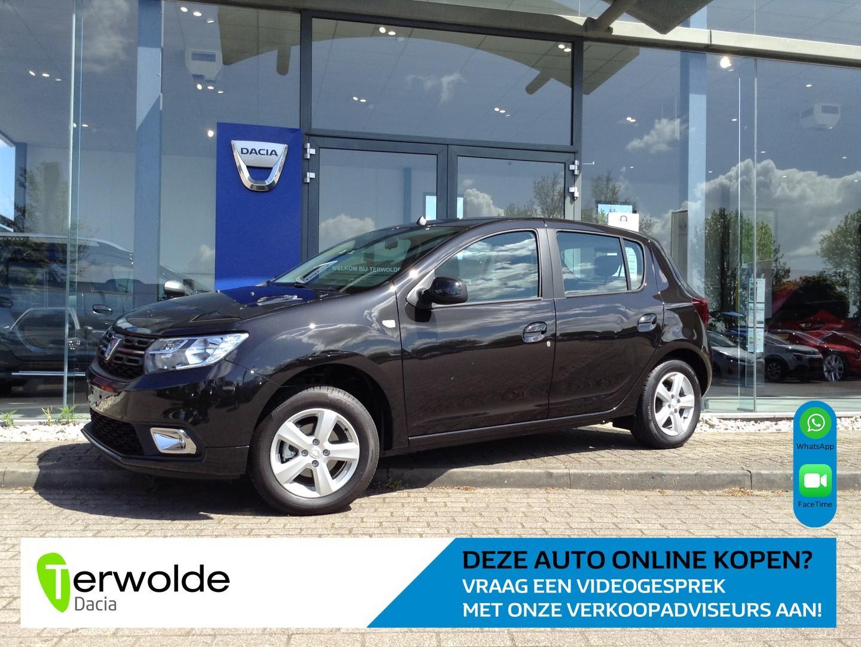 Dacia Sandero 0.9 tce laureate private lease vanaf €285,-!  financiering tegen 2,9% rente!