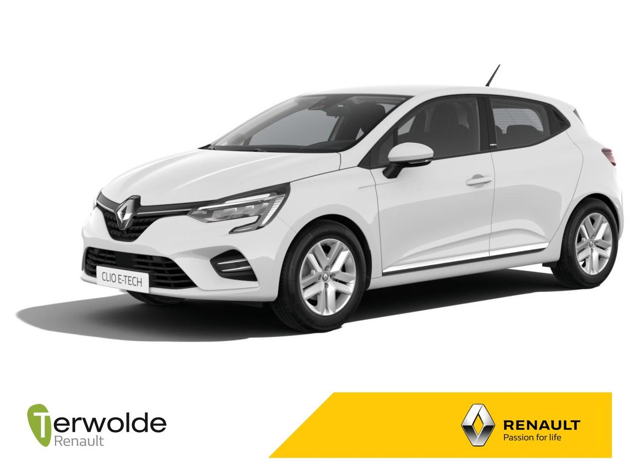Renault Clio 1.6 hybrid zen private lease vanaf €269,-! eur 2490,- korting! financiering tegen 2,5% rente!