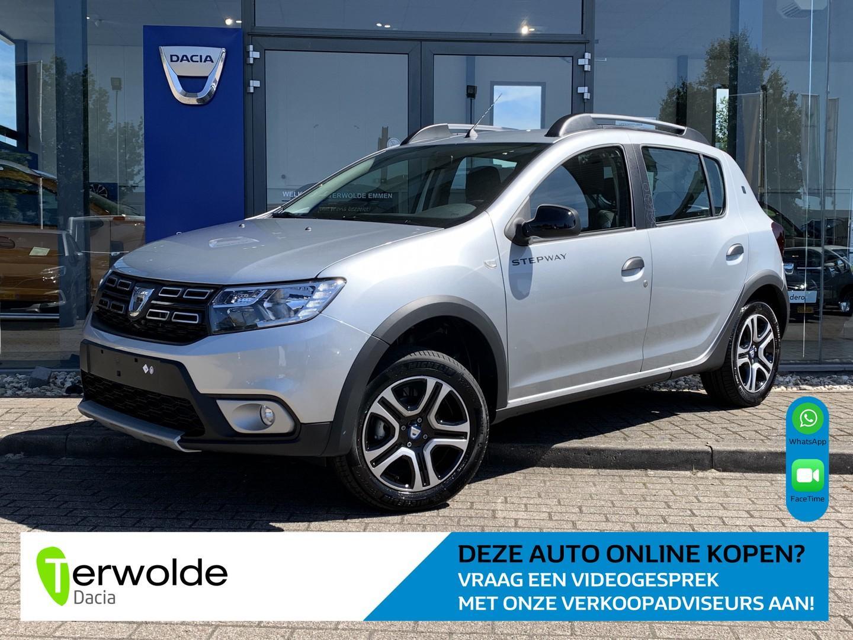 Dacia Sandero 1.0 tce bi-fuel stepway serie limitee 15th anniv. private lease vanaf €285,-! financiering tegen 2,9% rente!