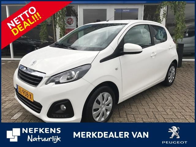 Peugeot 108 1.0 *nettodeal *airco, bluetooth*