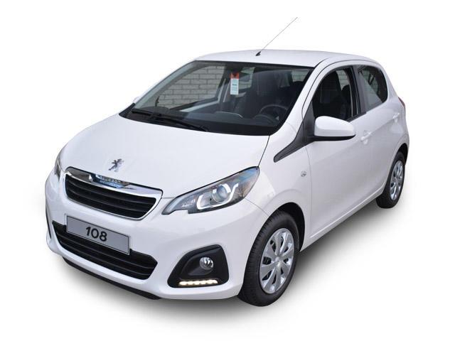 Peugeot 108 1.0 e-vti 68pk 5d active *airco*nieuwe auto*