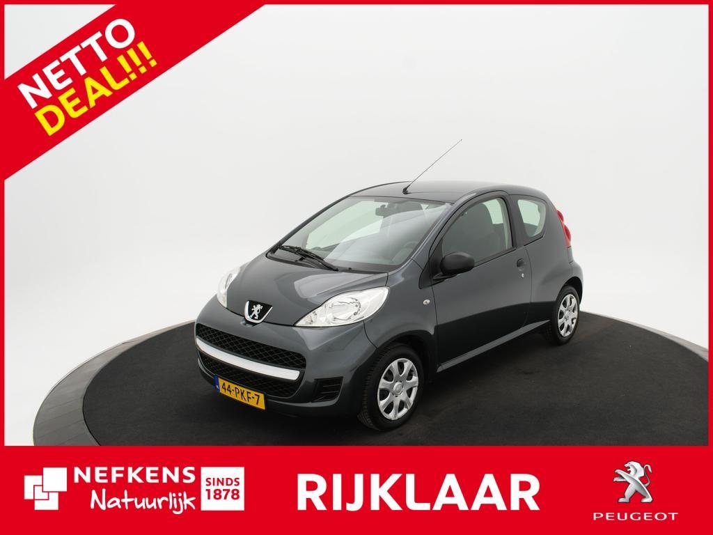 Peugeot 107 1.0-12v xr *lage kmstand* *nettodeal!*rijklaarprijs!*
