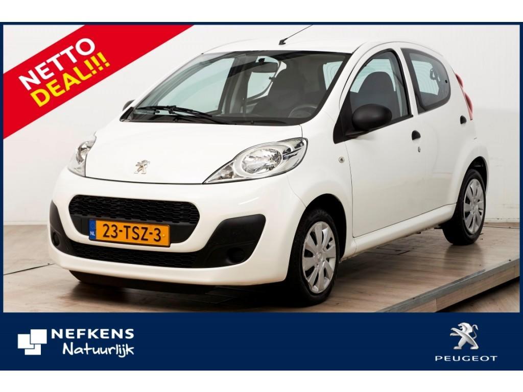 Peugeot 107 Access accent 1.0 68pk * airco * radio/cd *