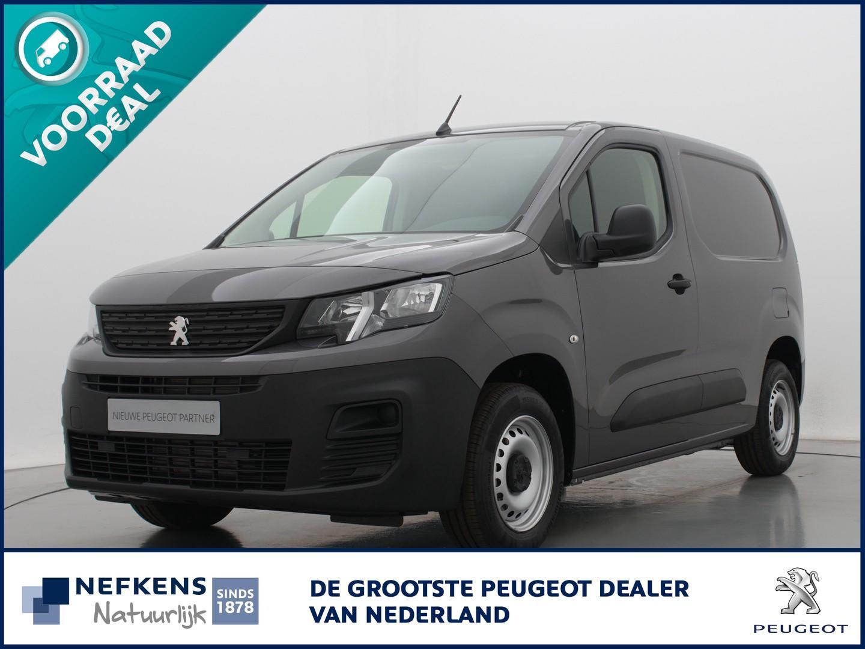 Peugeot Partner 1.5 bluehdi pro 100pk uniek aanbod