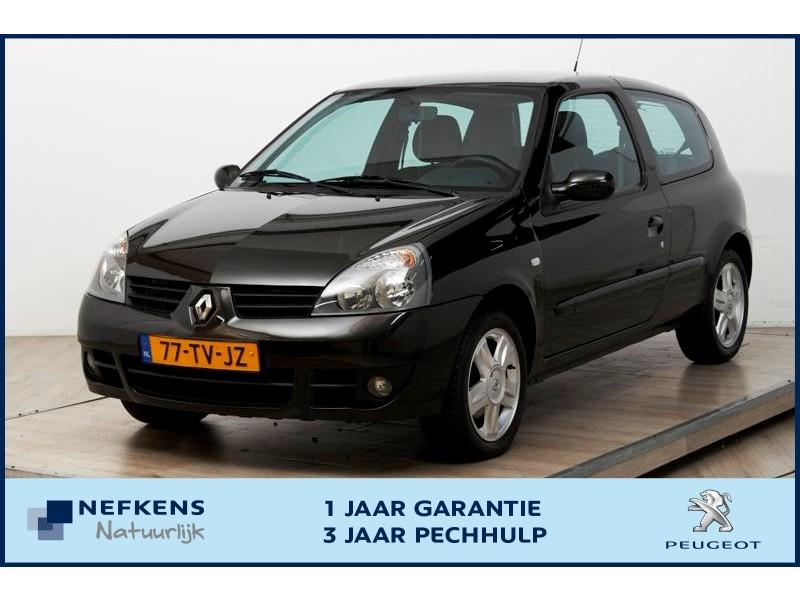 Renault Clio 1.2 16v campus * airco * lmv *