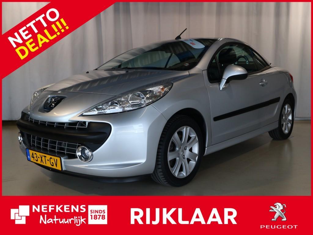 Peugeot 207 Cc 1.6 120 pk premiére netto deal & rijklaar