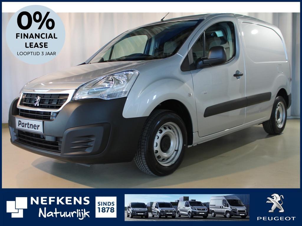 Peugeot Partner 120 1.6 bluehdi 75 l1 profit+ voorraad rijklaarprijs!
