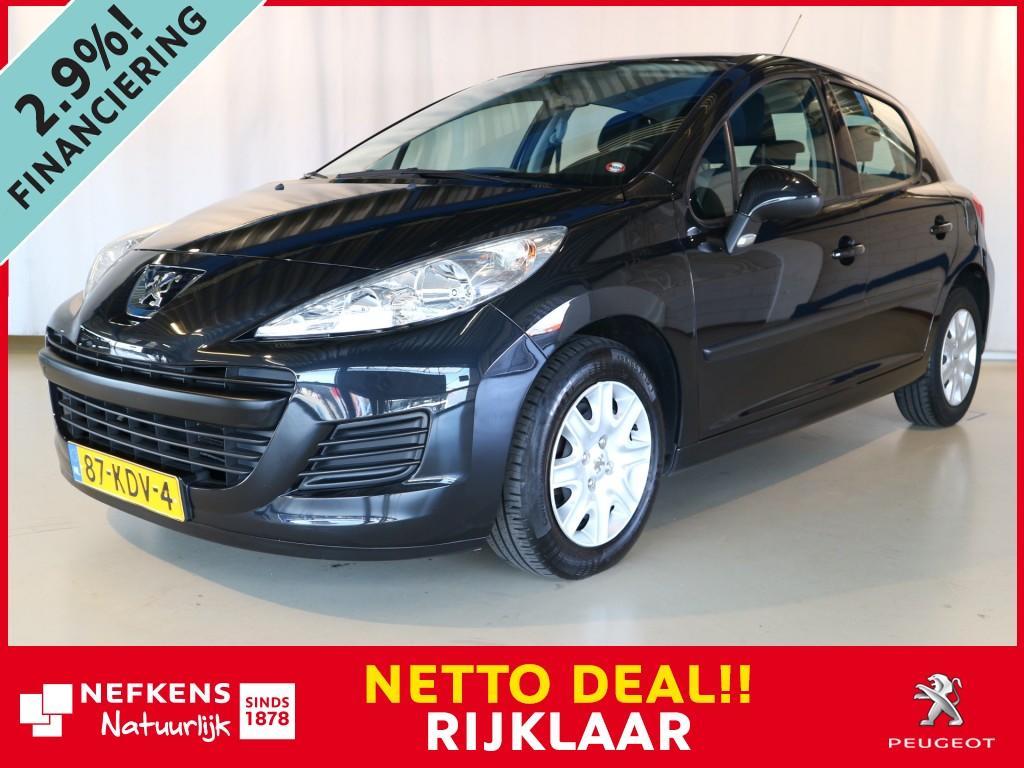 Peugeot 207 1.4 95pk x-line netto deal & rijklaar
