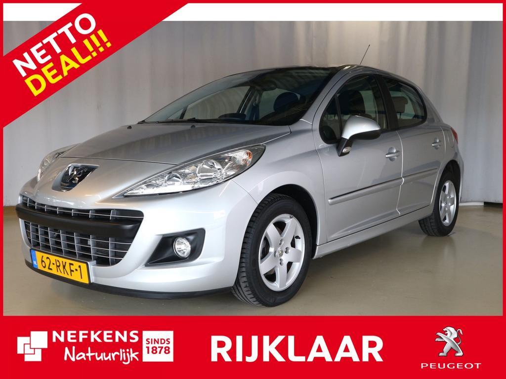 Peugeot 207 1.4 95 pk allure navigatie netto deal & rijklaar