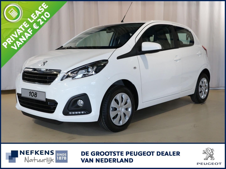 Peugeot 108 1.0 72 pk active