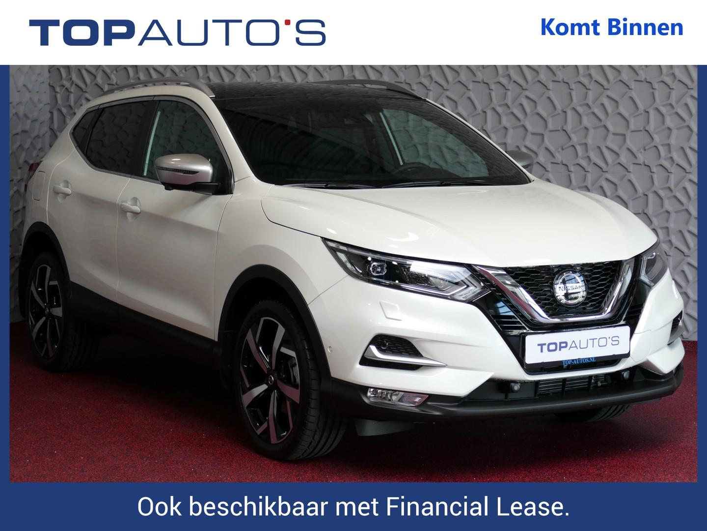 Nissan Qashqai 1.5 dci tekna + bose 2019 19''lmv nappa leer panorama full option bi-led komt binnen