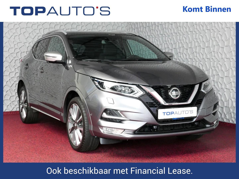 Nissan Qashqai 1.3 dig-t 160! tekna + dynamic 2020 bose propilot nappa leer panorama full option bi-led nieuwprijs € 45.000.- 59 nissan qashqai 's op voorraad
