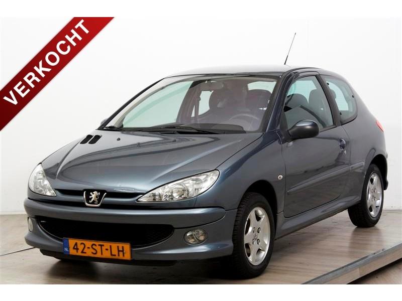 Peugeot 206 Air-line-3 1.4 3-drs * clima * lmv * 12 mnd garantie *
