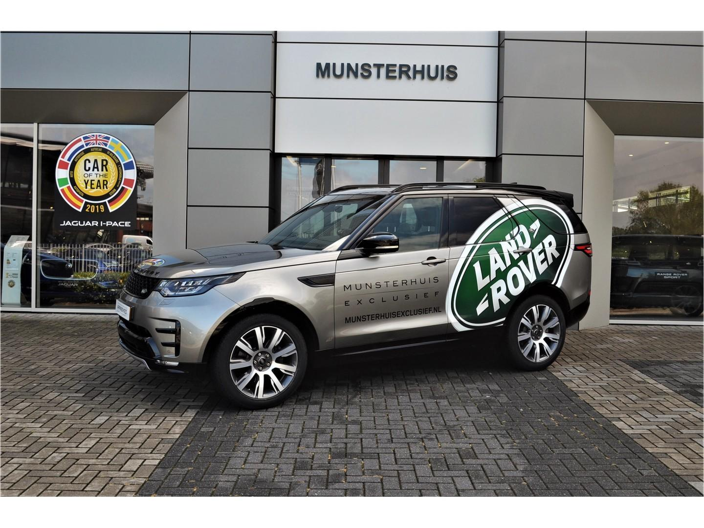 Land rover Discovery 2.0 sd4 hse commercial 240pk 4wd aut.