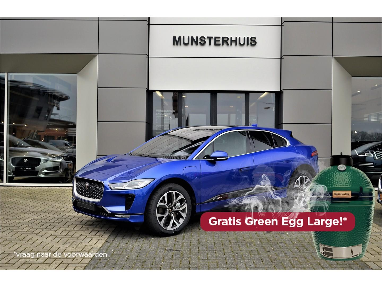 Jaguar I-pace Ev400 se 400pk awd aut. 4% bijtelling!!