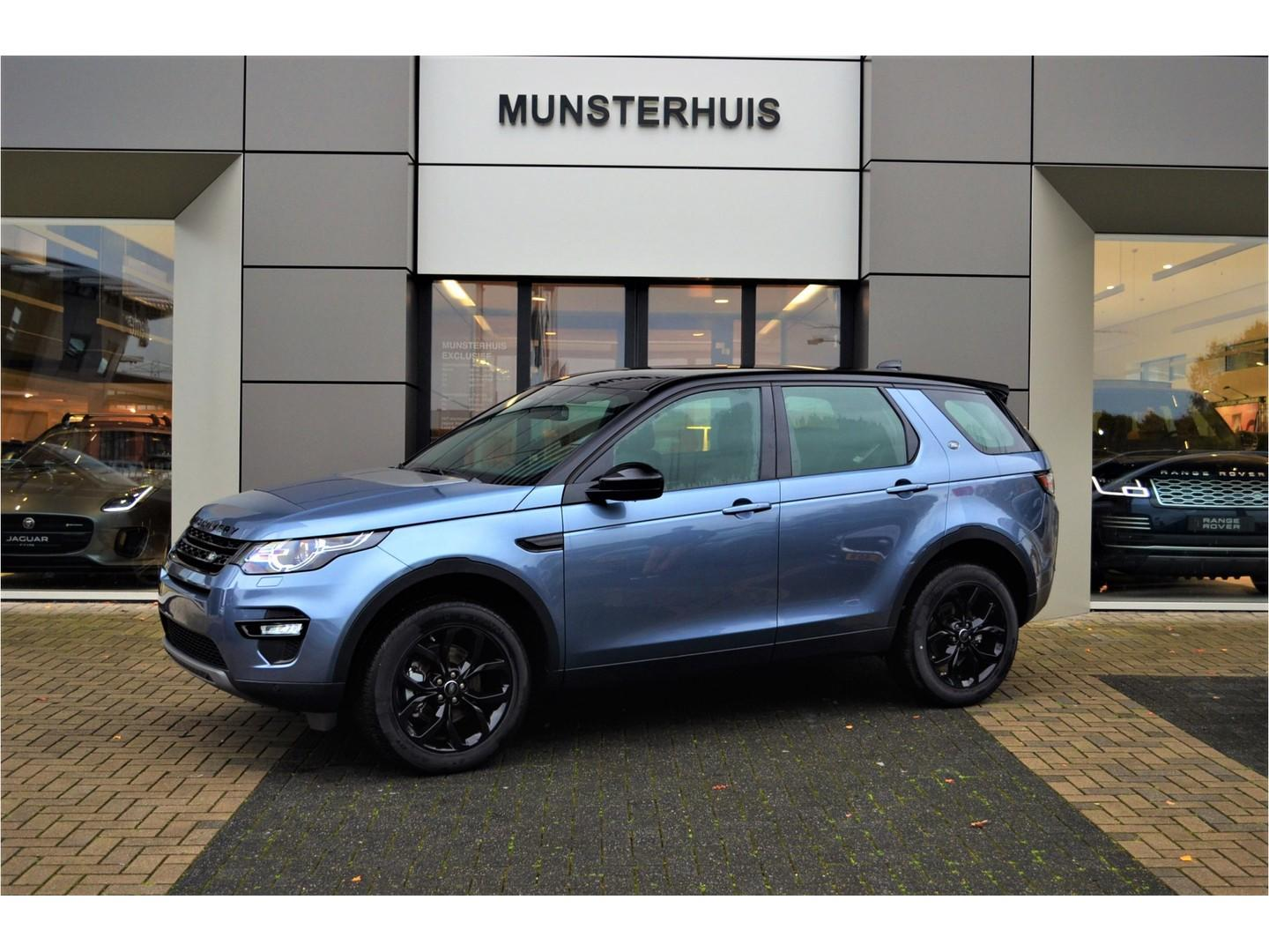 Land rover Discovery sport 2.0 si4 se urban series 240pk 4wd aut.