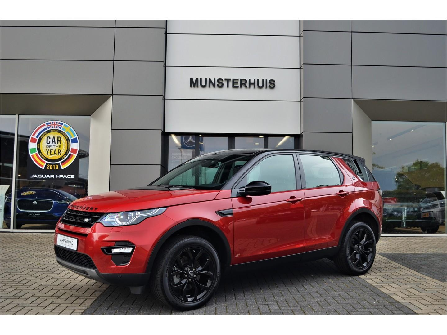 Land rover Discovery sport 2.0 td4 se 150 4wd aut.