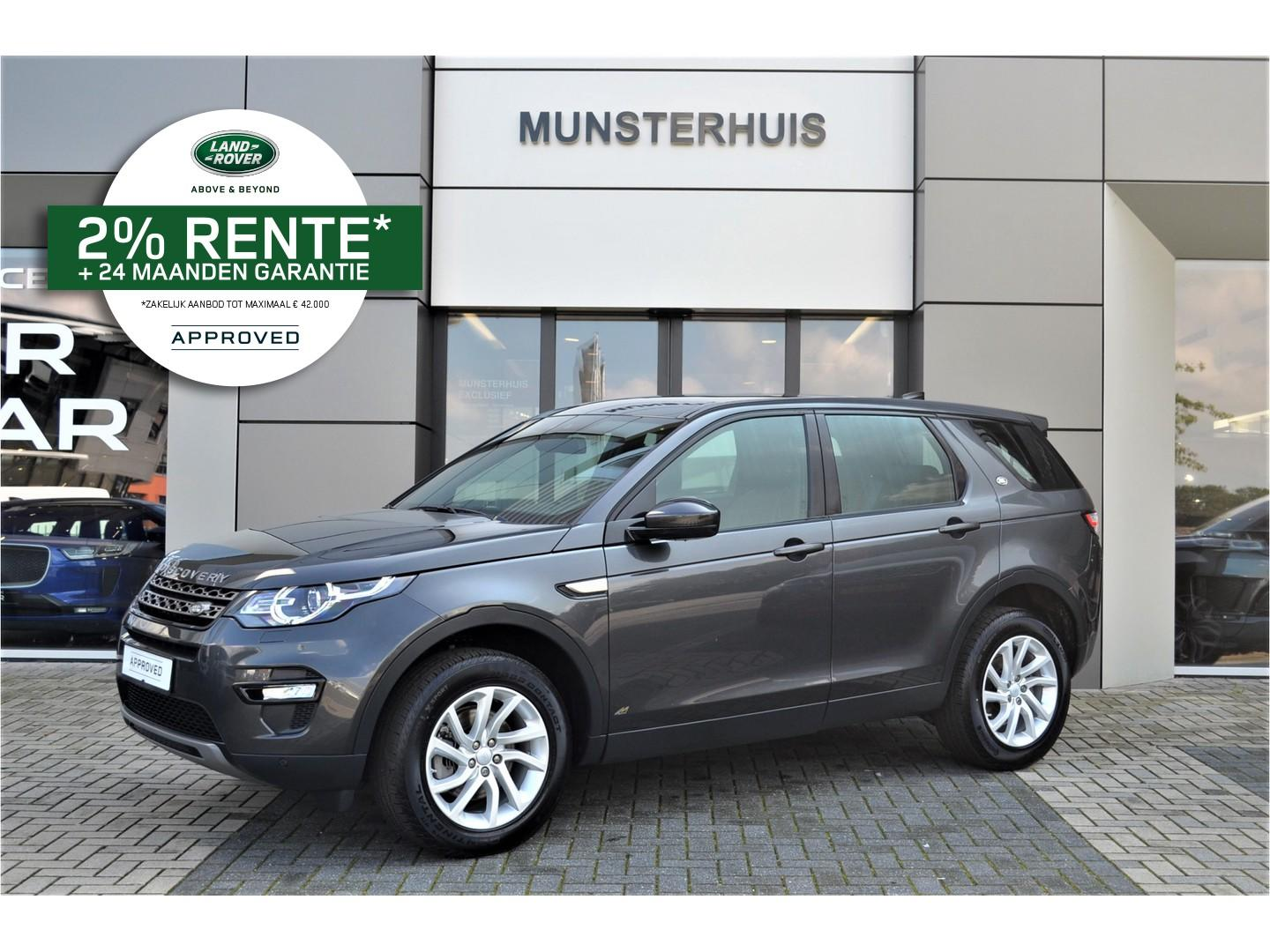 Land rover Discovery sport 2.0 td4 se 7p.
