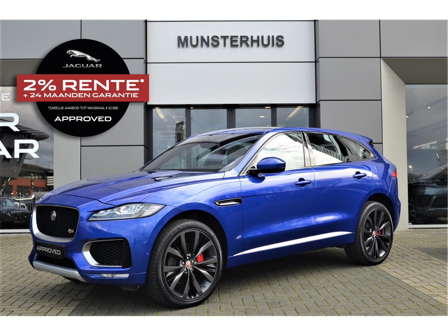 Jaguar F-pace 3.0d s first edition awd