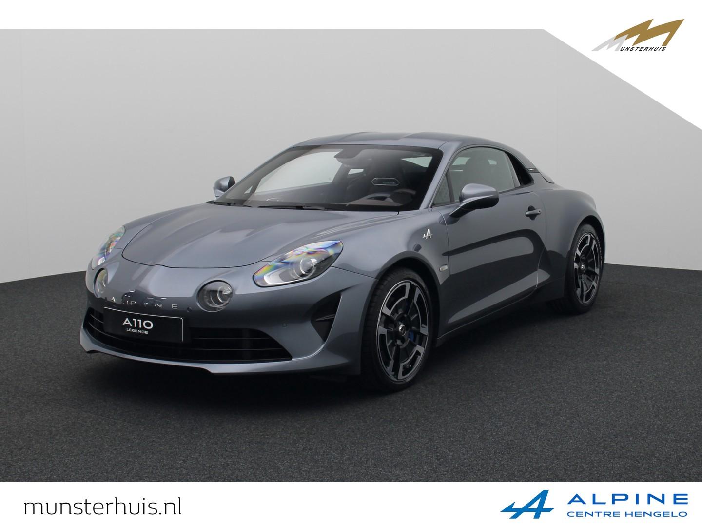 Alpine A110 1.8 turbo légende - demo - .